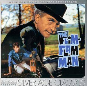Jerry Goldsmith: Flim-Flam Man / A Girl Named Sooner, The - Cover