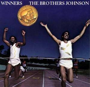 Cover - Brothers Johnson, The: Winners