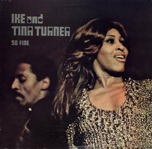 Cover - Ike & Tina Turner: So Fine