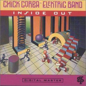 Chick Corea Elektric Band: Inside Out - Cover