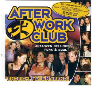 Cover - Soulsearcher: After Work Club - Endlich Feierabend!