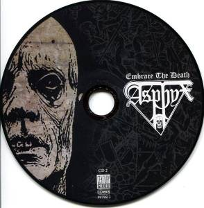 Asphyx: Embrace The Death (2-CD) - Bild 4