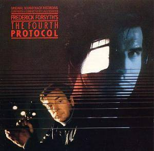 Lalo Schifrin: Fourth Protocol, The - Cover