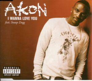 Cover - Akon: I Wanna Love You