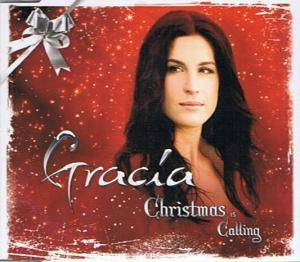 Cover - Gracia: Christmas Is Calling
