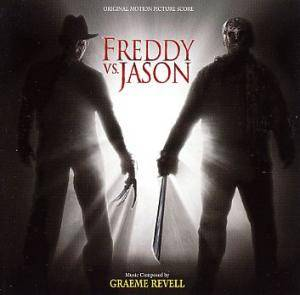 Graeme Revell: Freddy Vs. Jason - Cover