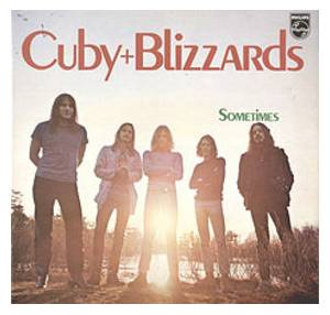 Cover - Cuby + Blizzards: Sometimes