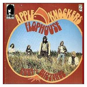 Cuby + Blizzards: Appleknockers Flophouse - Cover