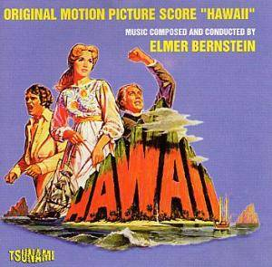 Cover - Elmer Bernstein: Hawaii
