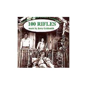 Cover - Jerry Goldsmith: 100 Rifles