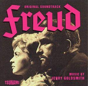 Jerry Goldsmith: Freud - Cover