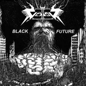 Vektor: Black Future (CD) - Bild 1