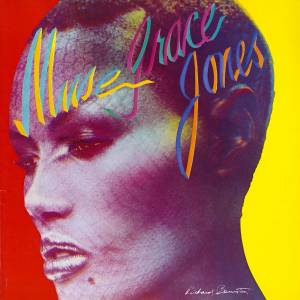 Cover - Grace Jones: Muse