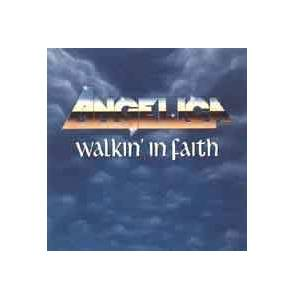 Angelica: Walkin' In Faith - Cover