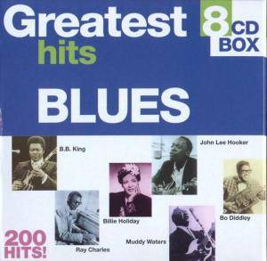 Cover - Little Esther Phillips: Greatest Hits Blues - 8 CD Box