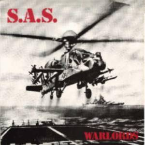 S.A.S.: Warlords - Cover