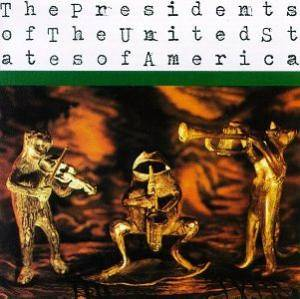 Cover - Presidents Of The United States Of America, The: Monkey River