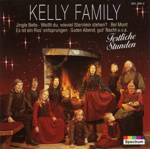 Cover - Kelly Family, The: Festliche Stunden