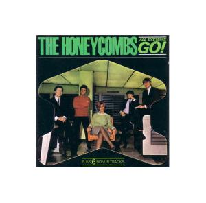 Honeycombs, The: All Systems Go! - Cover