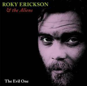 Roky Erickson & The Aliens: Evil One, The - Cover