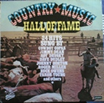 Cover - Various Artists/Sampler: Country Music - Hall Of Fame