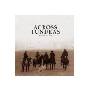Across Tundras: Western Sky Ride - Cover