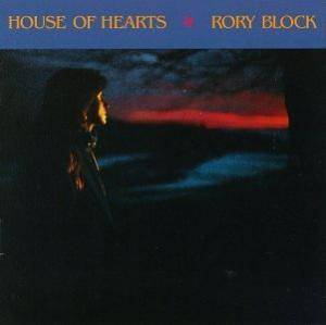 Cover - Rory Block: House Of Hearts