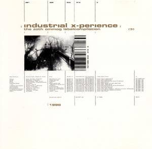 Cover - Rame: Industrial X-Perience