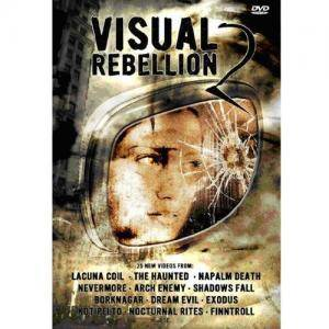 Visual Rebellion 2 - Cover