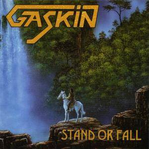 Gaskin: Stand Or Fall - Cover