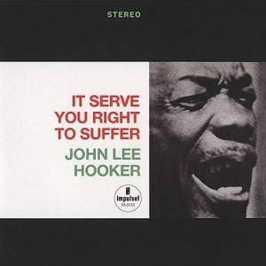 John Lee Hooker: It Serve You Right To Suffer - Cover