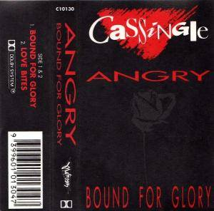 Angry: Bound For Glory - Cover