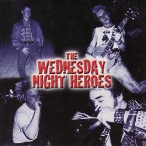 The Wednesday Night Heroes: Wednesday Night Heroes - Cover