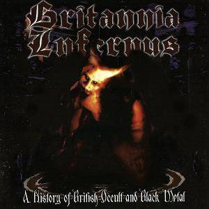 Cover - December Moon: Britannia Infernus - A History Of British Occult And Black Metal