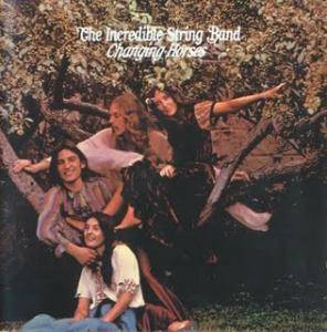 Cover - Incredible String Band, The: Changing Horses