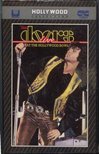 The Doors: Live At The Hollywood Bowl - Cover