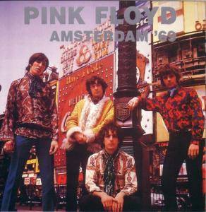 Pink Floyd: Amsterdam '69 - Cover