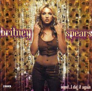 Cover - Britney Spears: Oops!... I Did It Again