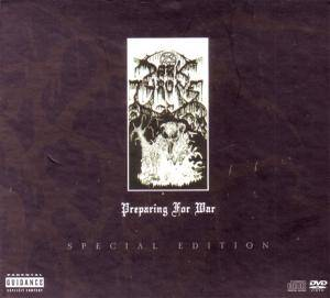 Darkthrone: Preparing For War (2-CD + DVD) - Bild 1