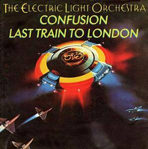 Electric Light Orchestra: Confusion - Cover