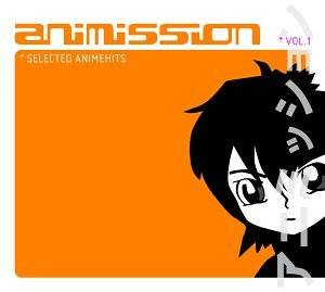 Animission Vol. 1 - Cover