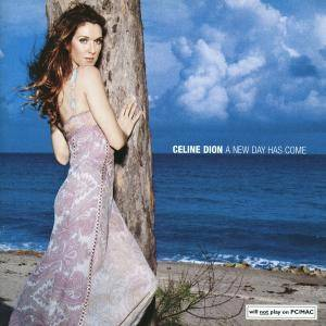 Céline Dion: New Day Has Come, A - Cover