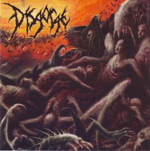 Disgorge: Parallels Of Infinite Torture - Cover