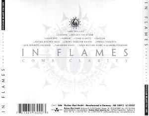 In Flames: Come Clarity (CD) - Bild 2