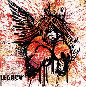 Legacy #43 (03/2006) - Cover