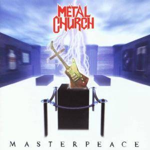 Metal Church: Masterpeace - Cover