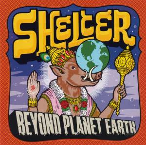Cover - Shelter: Beyond Planet Earth
