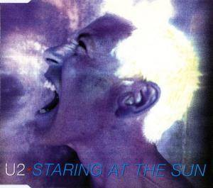 U2: Staring At The Sun - Cover
