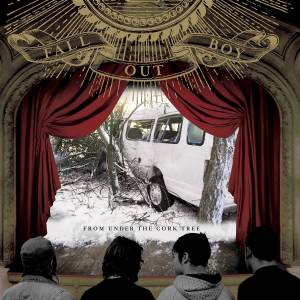 Cover - Fall Out Boy: From Under The Cork Tree