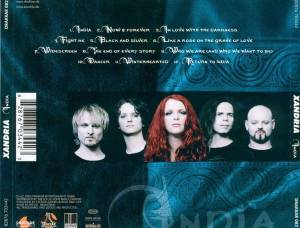Xandria: India (CD) - Bild 2